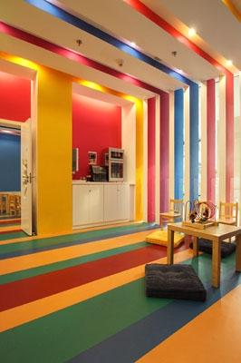 儿童商场休息区设计图